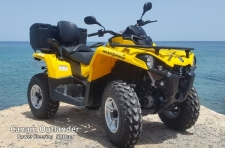 Exclusive : Canam Outlander 570cc Power steering