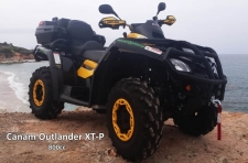 Power steering : Canam Outlander 800cc