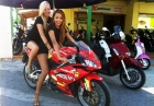 17. Aprilia RS dutch girls